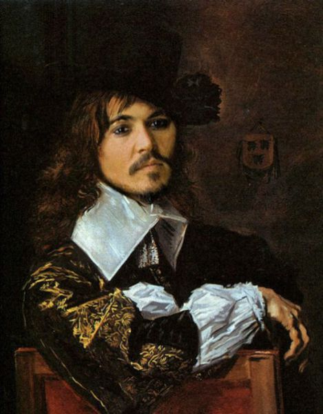 renaissance johnny depp